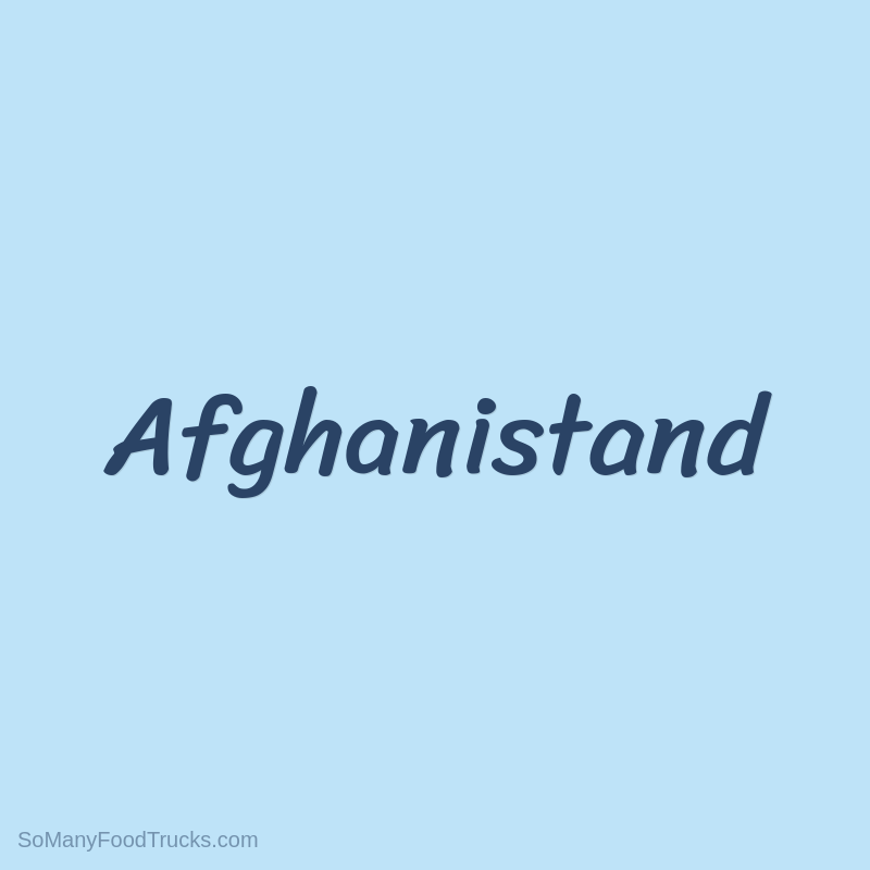 Afghanistand