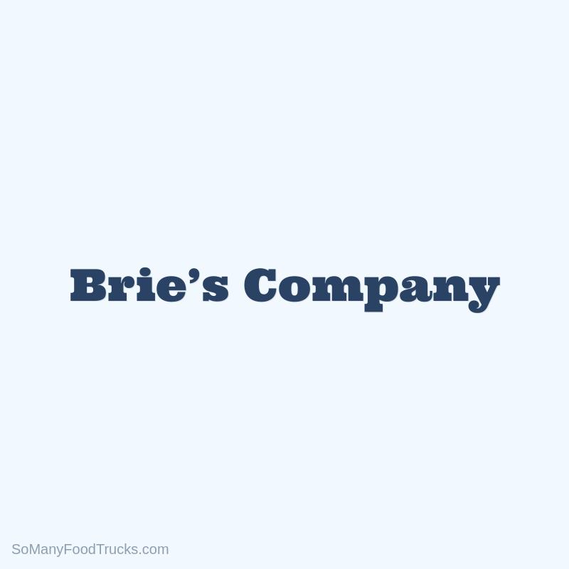 Brie's Company