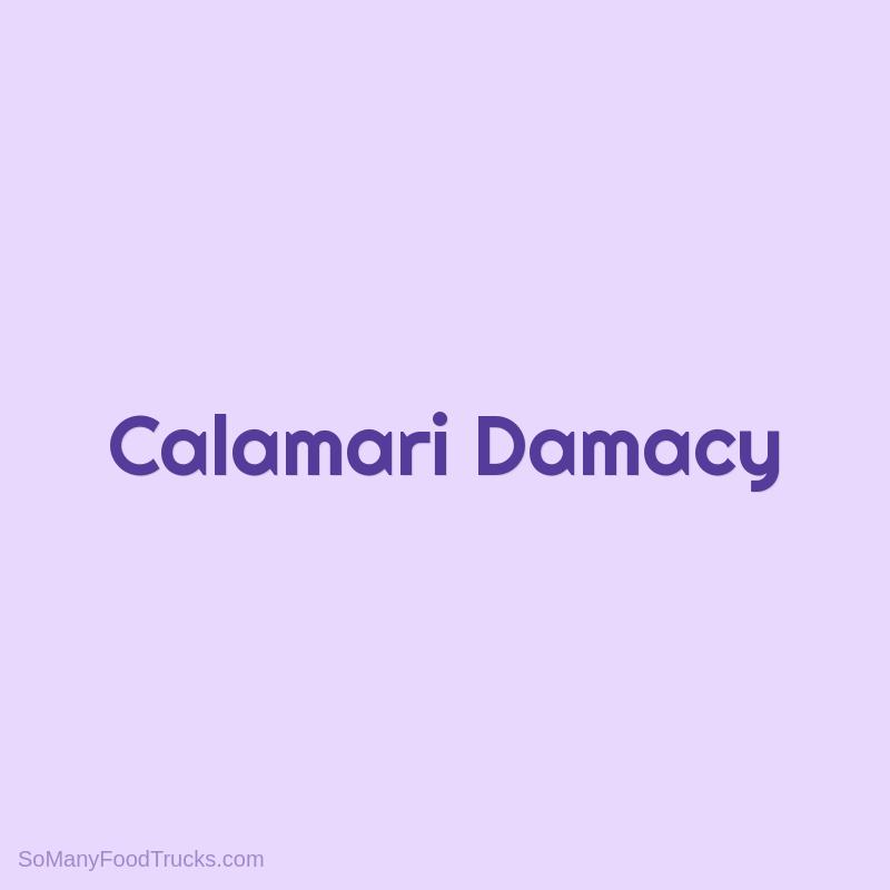 Calamari Damacy