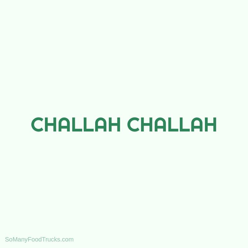 Challah Challah