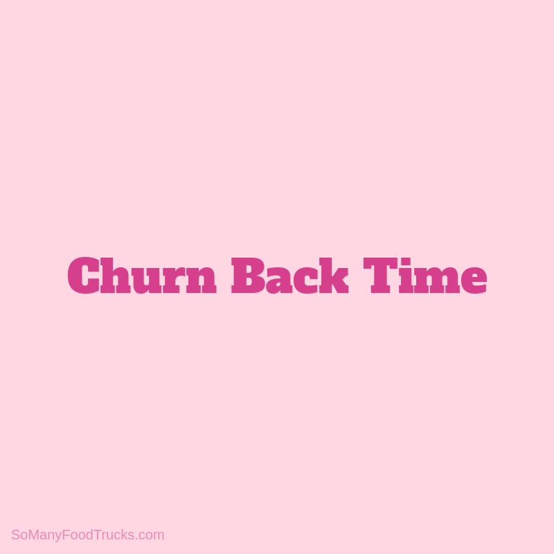 Churn Back Time
