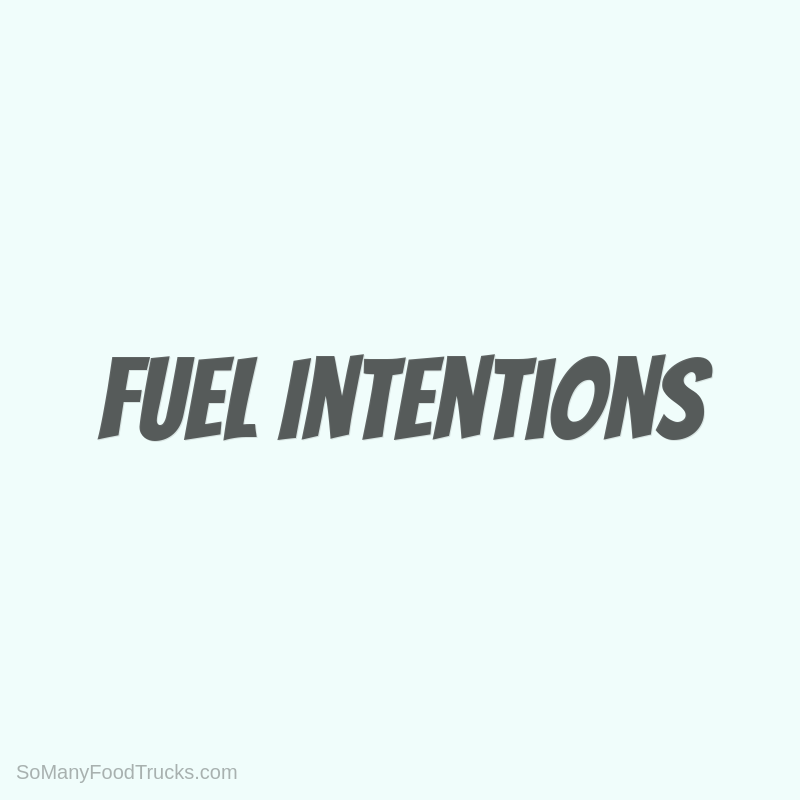 Fuel Intentions