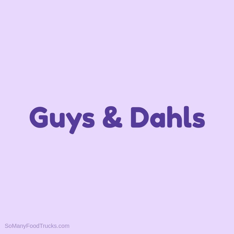 Guys & Dahls