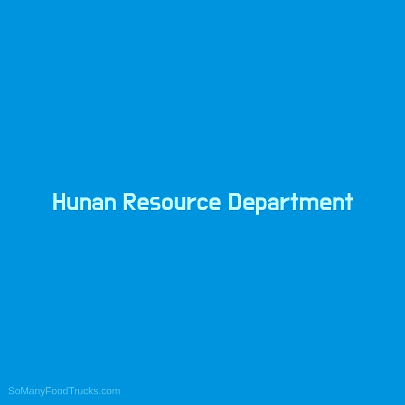 Hunan Resource Department