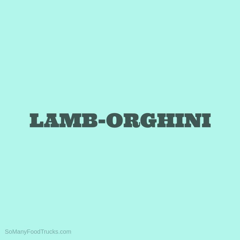 Lamb-orghini