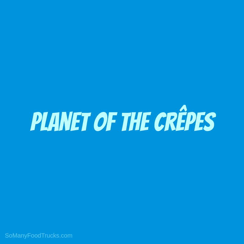 Planet Of The Crêpes