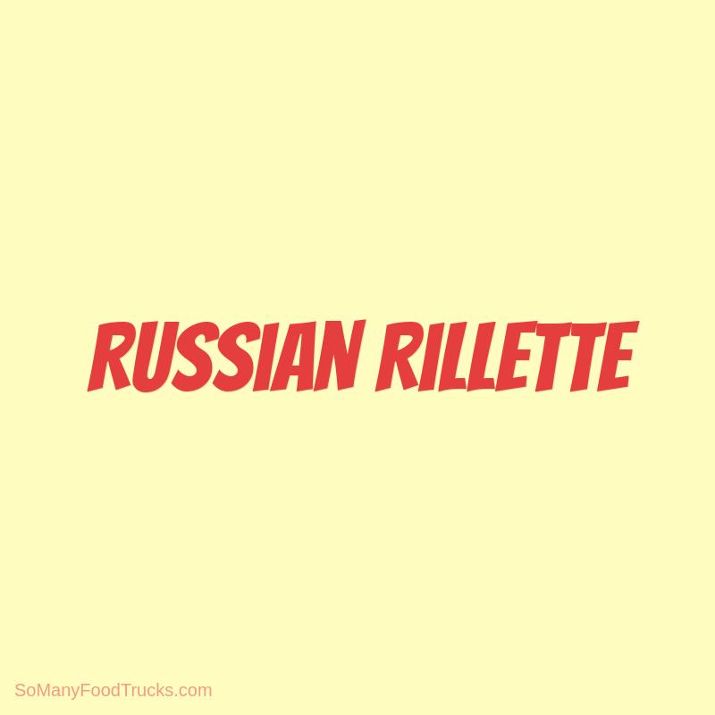 Russian Rillette